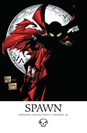 Spawn Origins Vol 18 TP (Spawn Origins Collections) (Paperback)Books