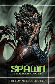 Spawn: The Dark Ages Complete Collection HC (Hardcover)Books
