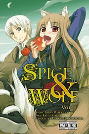 Spice And Wolf: Vol 1 - Manga (Spice and Wolf (manga)) (Paperback)Books