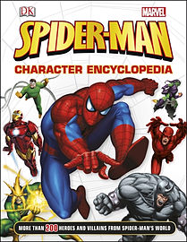 Spider-Man Character Encyclopedia (Hardcover)Books