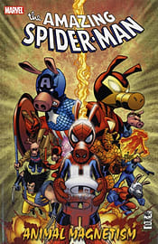 Spider-Man: Animal Magnetism (Paperback)Books