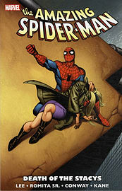 Spider-Man: Death of the Stacys (Spider-Man (Marvel)) (Paperback)Books