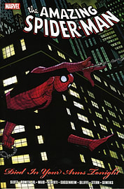Spider-Man: Died In Your Arms Tonight TPB (Graphic Novel Pb) (Paperback)Books