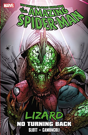 Spider-Man: Lizard - No Turning Back (Amazing Spider-Man) (Paperback)Books