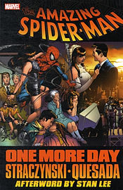 Spider-Man: One More Day TPB (Graphic Novel Pb) (Paperback)Books