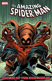 Spider-Man: Origin of the Hobgoblin (Spider-Man (Graphic Novels)) (Paperback)Books