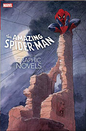 Spider-Man: The Graphic Novels (Hardcover)Books