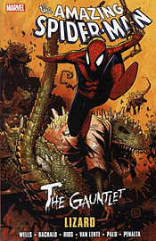SpiderMan: The Gauntlet - Volume 5: Lizard (Graphic Novel Trade Pb) (Paperback)Books