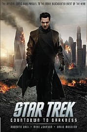Star Trek Countdown to Darkness Prequel (Movie Cover) (Star Trek Into Darkness) (Paperback)Books