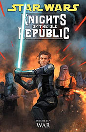 Star Wars - Knights of the Old Republic (Vol. 10) War (Star Wars 10) (Paperback)Books