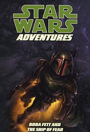 Star Wars Adventures (vol.5): Boba Fett and the Ship of Fear (Paperback)Books