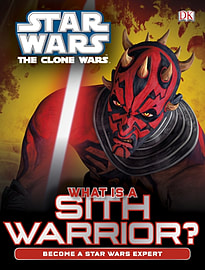 Star Wars Clone Wars What is a Sith Warrior? (Hardcover)Books