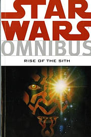 Star Wars Omnibus: Rise of the Sith (Paperback)Books