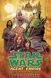 Star Wars: Agent of the Empire - Hard Targets (Vol. 2) (Paperback)Books