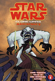 Star Wars: Clone Wars Adventures: v. 8 (Star Wars) (Paperback)Books