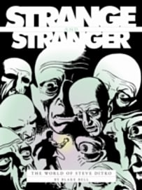 Strange and Stranger: The World of Steve Ditko (Hardcover)Books