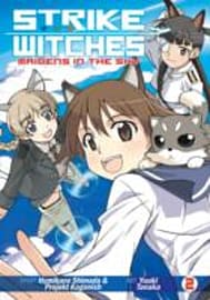 Strike Witches: Maidens in the Sky Vol. 2 (Paperback)Books