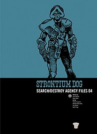 Strontium Dog: Search/destroy Agency Files: v. 4 (2000 Ad Strontium Dog 4) (Paperback)Books