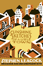 Sunshine Sketches of a Little Town (Hardcover)Books