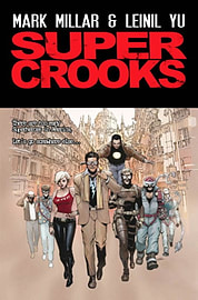 Super Crooks - Book One: The Heist (Paperback)Books