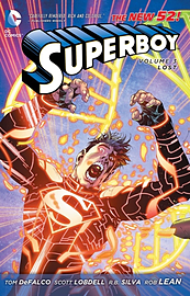 Superboy Volume 3: Lost (The New 52) (Paperback)Books