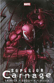 Superior Carnage (Paperback)Books