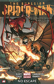 Superior Spider-Man - Volume 3: No Escape (Marvel Now) (Paperback)Books