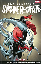 Superior Spider-Man: No Escape (Paperback)Books