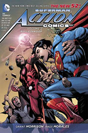 Superman Action Comics Volume 2: Bulletproof HC (The New 52) (Hardcover)Books
