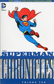 Superman Chronicles TP Vol 10 (Paperback)Books