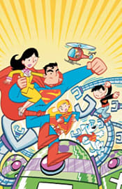 Superman Family Adventures Volume 1 TP (Paperback)Books