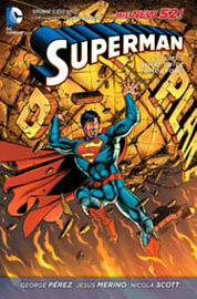 Superman Volume 1: What Price Tomorrow? TP (The New 52)Books
