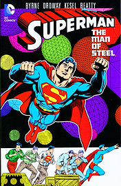 Superman: The Man of Steel Volume 7 TP (Paperback)Books