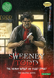 Sweeney Todd The Graphic Novel: Quick Text (British English) (Paperback)Books