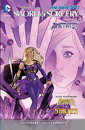 Sword of Sorcery Volume 1: Amethyst (The New 52) (Paperback)Books