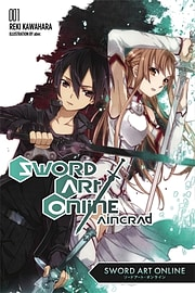 Sword Art Online 1: Aincrad (Novel) (Paperback)Books