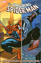 SPIDER-MAN: THE COMPLETE CLONE SAGABooks