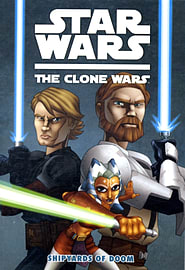 STAR WARS CLONE WARS SHIPYARDS OF DOOM 1Books