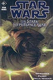 STAR WARS THE STARK HYPERSPACE WARBooks