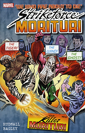 STRIKEFORCE MORITURI VOL 3Books
