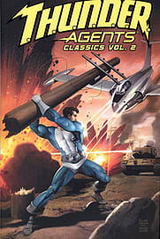 Thunder Agents Classics Vol 02 - SoftcoverBooks