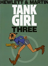 Tank Girl 3 (Remastered Edition) (Paperback)Books