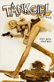 Tank Girl: The Gifting (Paperback)Books