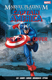 Marvel Platinum: The Definitive Captain America (Paperback)Books