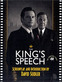The King's Speech: The Shooting Script (official tie-in screenplay) (Paperback)Books