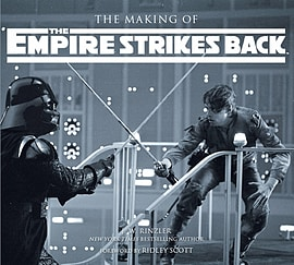 The Making of The Empire Strikes Back: The Definitive Story Behind the Film (Hardcover)Books