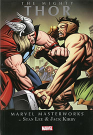 Marvel Masterworks: The Mighty Thor - Volume 4 (Marvel Masterworks (Numbered)) (Paperback)Books