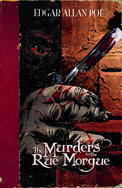 The Murders in the Rue Morgue (Edgar Allan Poe Graphic Novels) (Paperback)Books