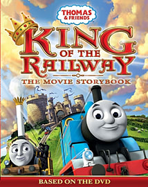 Thomas & Friends: King of the Railway- The Movie Storybook (Paperback)Books