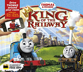 Thomas and Friends: King of the Railway (Thomas & Friends) (Paperback)Books